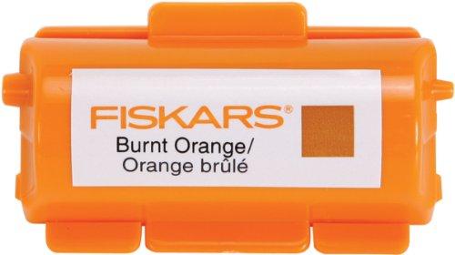 Price comparison product image Fiskars 01-005698 Continuous Stamp Wheel Ink Cartridge, Burnt Orange