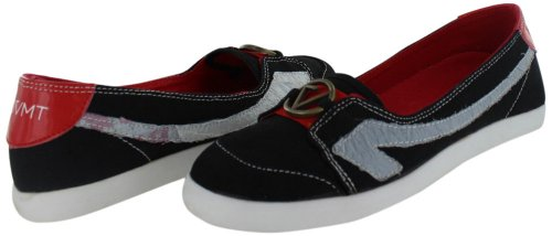 The Peoples Movement Katie Womens Sneakers Flats Shoes Black (7) fvWqwEYuj