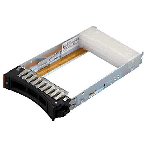 IBM 44T2216 2.5-inch SFF SAS/SATA/SSD Hot Swap Tray for IBM xSeries 3550 M2 xSeries 3650 M2 xSeries 3400 M2 xSeries 3500 M2 (Certified Refurbished)
