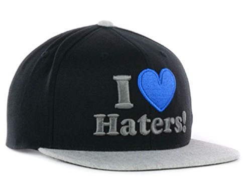 Official Dgk Dirty Ghetto Kids I Love Haters Heart for sale  Delivered anywhere in USA