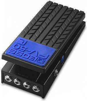 Impedance Volume Pedal - Boss FV50L Low Impedance Volume Pedal