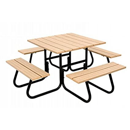 Jack Post Fiesta Charm Picnic Table Frame - Frame Only FC-30