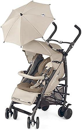 Sombrilla para carrito de beb/é beige Cam Accesori