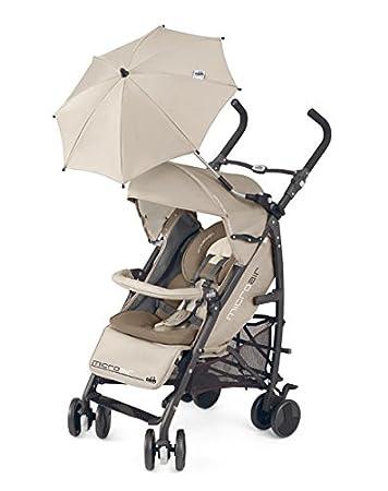 Cam Accesori - Sombrilla para carrito de bebé beige: Amazon.es: Bebé