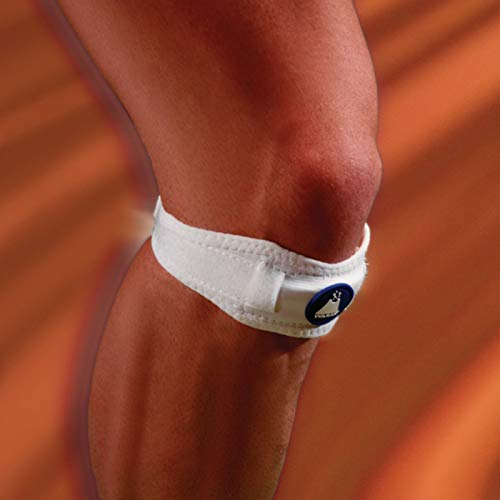 Vulkan Patella Knee Strap, Universal Size Knee Straps for Reducing Tension of The Patella Tendon, Knee Pain Relief, Compression Knee Strap Brace Support Helps Relieve Pain, Jumpers Knee, Tendonitis