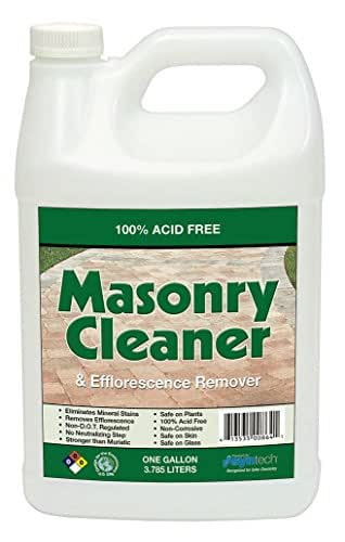 Masonry Cleaner and Efflorescence Remover (Acid Free) (Gallon)