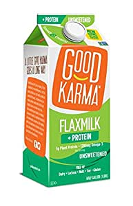 Good Karma Flax Milk Original Unsweetened Protein Plus 64