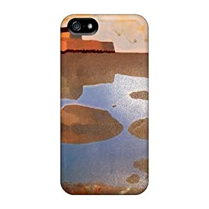 New Cute Funny Church In The Water Another View Case Cover/ Iphone 5/5s Case Cover