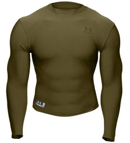 Under Armour T-Shirt Tactical arm Crew Coldgear