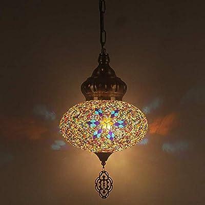 Beautiful Lamps Turkey Mosaic Chandelier Pendant Lighting
