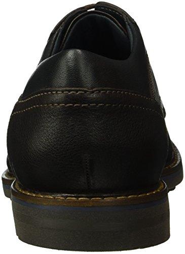 Sioux Dinaro De - Hommes Halbschuh - Chaussures Brunes Dans Plus De Tailles