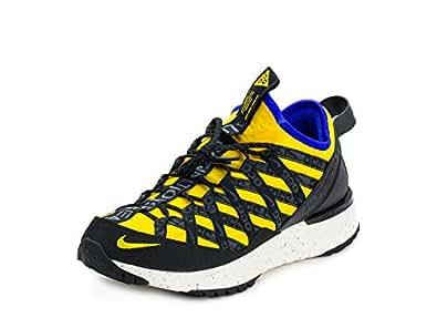 Amazon.com   Nike Mens ACG React Terra Gobe Amarillo/Blue