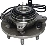 Detroit Axle 4x4 Front Wheel Hub and Bearing Assembly w/ABS 6-Lug [2004-05 Ford F-150 4x4 (Built Before 11/29/04 Production Date)]