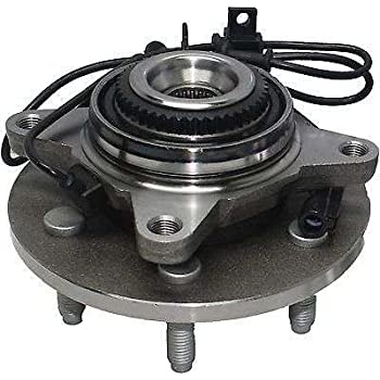 brand new front wheel hub and bearing assembly. Black Bedroom Furniture Sets. Home Design Ideas