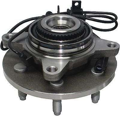 Brand New Front Wheel Hub and Bearing Assembly W/ ABS 2004-05 Ford F-150 4x4 515046