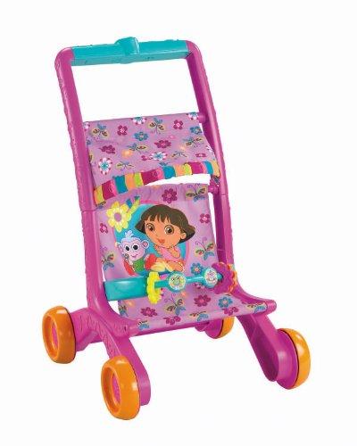 Fisher Price Baby Dora Musical Stroller