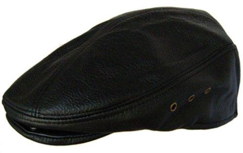 [Leather Riding Ascot Black X-Large] (Ladies Golf Fancy Dress Costumes)