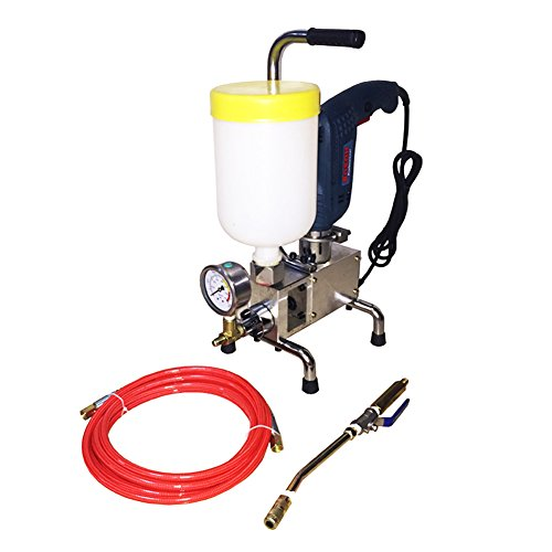 Ximo 780w 220v or110v high pressure grouting injection pump machine for concrete leakage repair