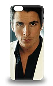 Cute Appearance Cover Tpu Christian Bale The United Kingdom Male Christian Charles Philip Bale The Flowers Of War Case For Iphone 6 Plus