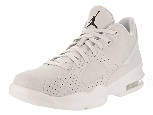 Jordan Nike Men's Franchise Light Bone/Light Bone/Sail Basketball Shoe 9.5 Men US by Jordan (Image #1)