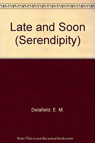 book cover of Late and Soon