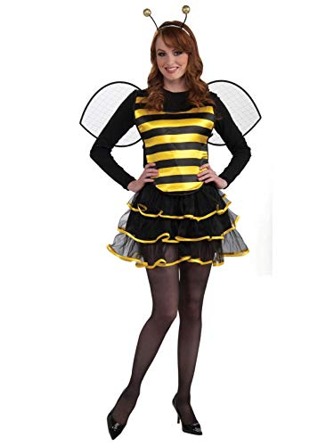 Forum Bumble Bee Complete Costume Kit, Yellow, One Size -