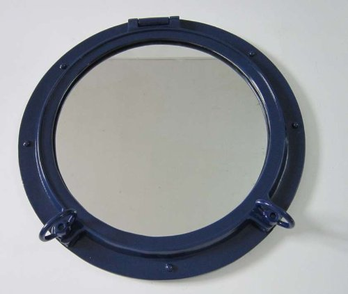 - Navy Blue Porthole Window 24