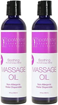 Master Massage Spamaster Essentials Soothing Massage 2 Pack