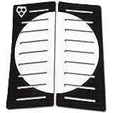 2017 GORILLA GRIP ゴリラグリップ デッキパッド MID-DECK サーフボード用 デッキパッチ 2ピース