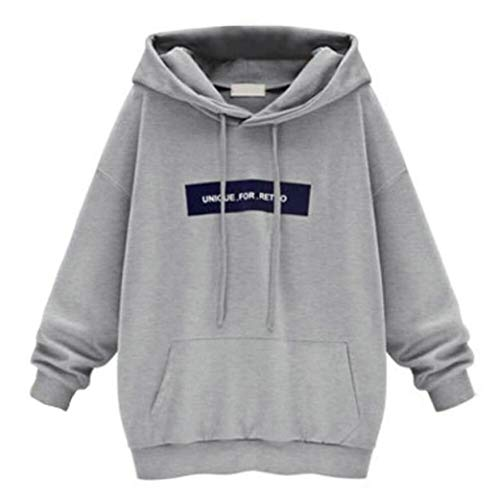 - Realdo Clearance Sale, Casual Daily Plus Size Women's Hoodie Sweatshirt Jumper Letter Pullover Tops Blouse