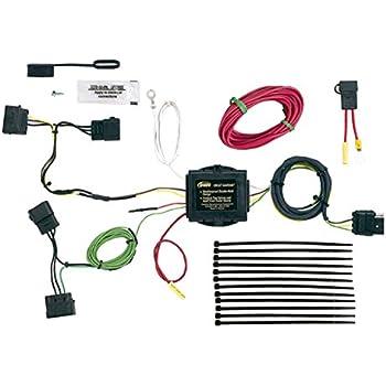 Amazon.com: Hopkins 41155 Plug-In Simple Vehicle Wiring Kit ...