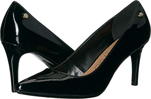 Calvin Klein Women's Nilly Black Patent 8 M US ()