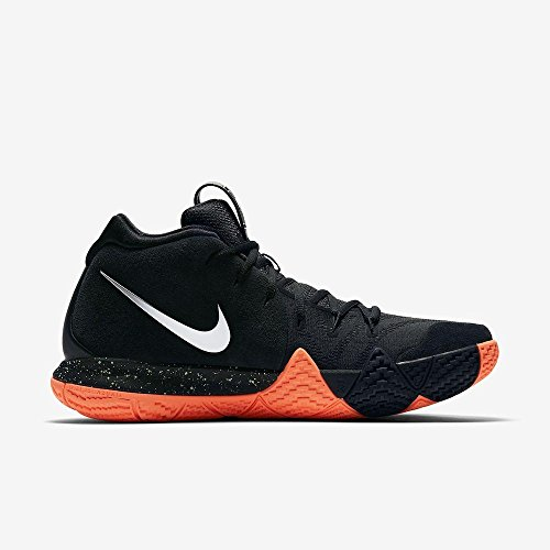 NIKE Kyrie 4-943806010 Black/Metallic Silver fake sale online cheap the cheapest clearance online fake buy cheap official site buy cheap 2014 new dxeqrI