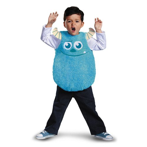 Monsters Inc Sully 2T by Totally Ghoul - Child Billy Goat Costumes