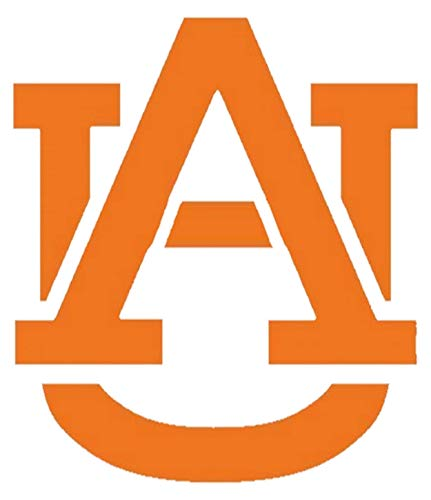 Auburn University Logo College Football Stencil Reusable Mylar Stencils ()