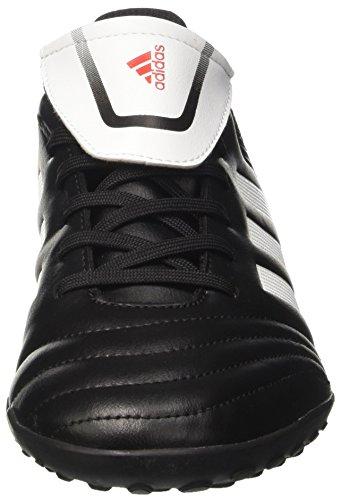 adidas Copa 17.4 Tf, para los Zapatos de Entrenamiento de Fútbol para Hombre Negro (Core Black/ftwr White)