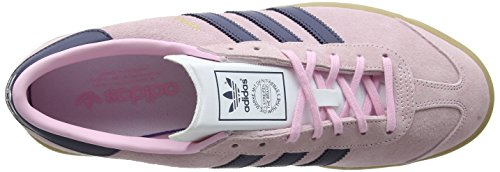 adidas Hamburg W, Scarpe Sportive Donna Vari Colori (Rosmar/Azutra/Gum4)