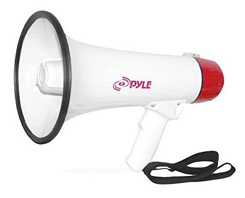 Pyle-Pro PMP40 professionelles Megafon (40 W, mit Sirene)
