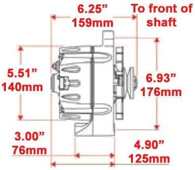 140 Amp 3 Wire Alternator Diagram Circuit Diagram Electrical Extension Board On A 2000 Sridj Waystar Fr