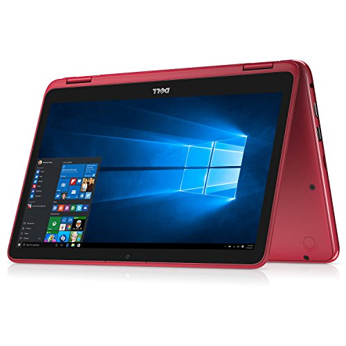 Dell Inspiron 11 Premium 2-in-1 Convertible Netbook Computer, Intel Celeron N3060 Dual-Core up to 2.48GHz, 11.6