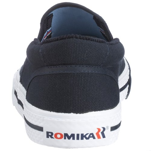 unisex on Blu Blau scarpe Laser Romika adulto slip Blau da qgxX6wwAUt