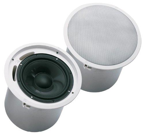 ELECTRO-VOICE EVID C10.1 Ceiling Loudspeaker 10 Inch Subw...