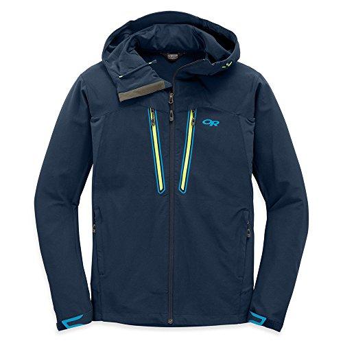 outdoor-research-mens-ferrosi-summit-hooded-jacket-large-night-lemongrass