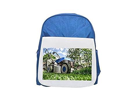 Fotomax Cortacésped Jardinería Césped Mochila Azul Infantil Mochila Lindo Mochilas Mochilas Pequeñas Lindo Negro Mochila Mochila Mochila Mochila Mochila ...