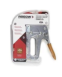 Arrow Fastener T25 Low Voltage Wire Staple Gun, Fits up to 1/4-Inch Wires