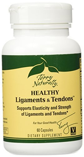 Terry Naturally Healthy Ligaments & Tendons, 60 Capsules ...