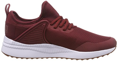 pomegranate Cage Rouge Pacer Puma Adulte Sneakers Basses Next Pomegranate Mixte fZq4wpq