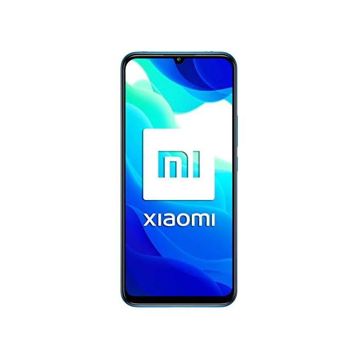 Luces; Cámara; Acción; Vídeo Líder en la era 5G El pack incluye: Xiaomi Mi 10 Lite 5G con auriculares Mi True Wireless Earbuds S Cámara cuádruple de 48 MP con IA, video 4K a 30fps y cámara frontal selfie de 16 MP