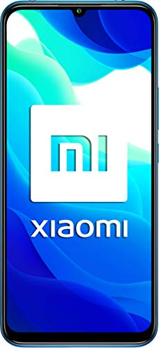 Xiaomi Mi 10 Lite 5G 128GB 6GB RAM (GSM only, No CDMA) International Version - No Warranty (Aurora Blue)