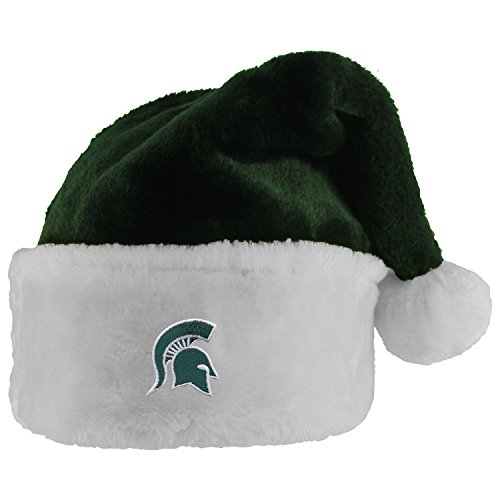 (Michigan State University Santa Hat)